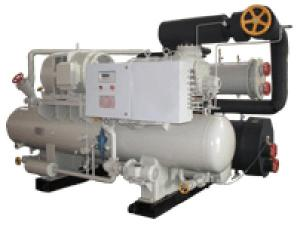Open Drive Water Cooled Screw Chiller