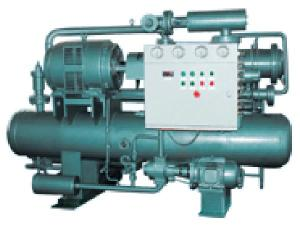 Open Drive Screw Compressor Condensing Unit