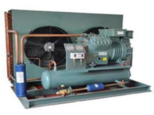 Water Cooled and Air Cooled Refrigeration Condensing Unit